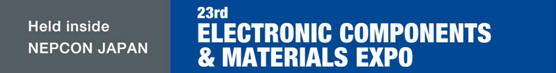 ELECTRONIC COMPONENTS & MATERIALS EXPO 01