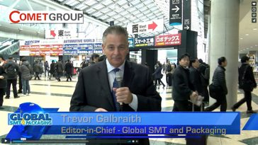 Global SMT & Packaging Electronics Report NEPCON Japan