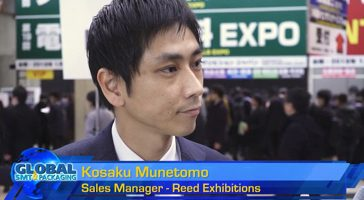 Reed Exhibitions celebrate another successful Internepcon Japan