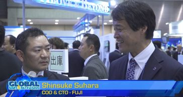 FUJI introduce new storage tower and automatic reel supply at InterNEPCON Japan 2018